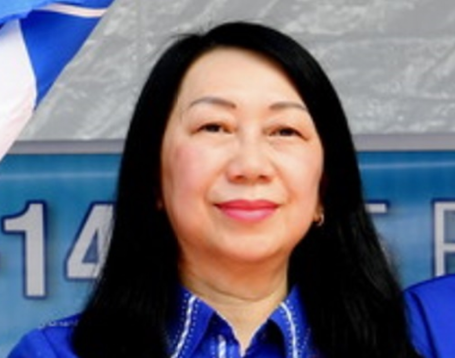 PBS: Linda Tsen candidate for Sandakan by-election