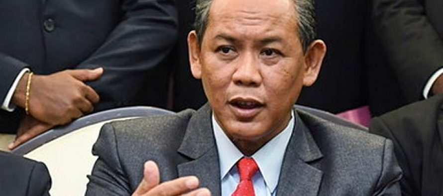 NS MB Aminuddin Harun to outside voters: Return to Rantau and vote