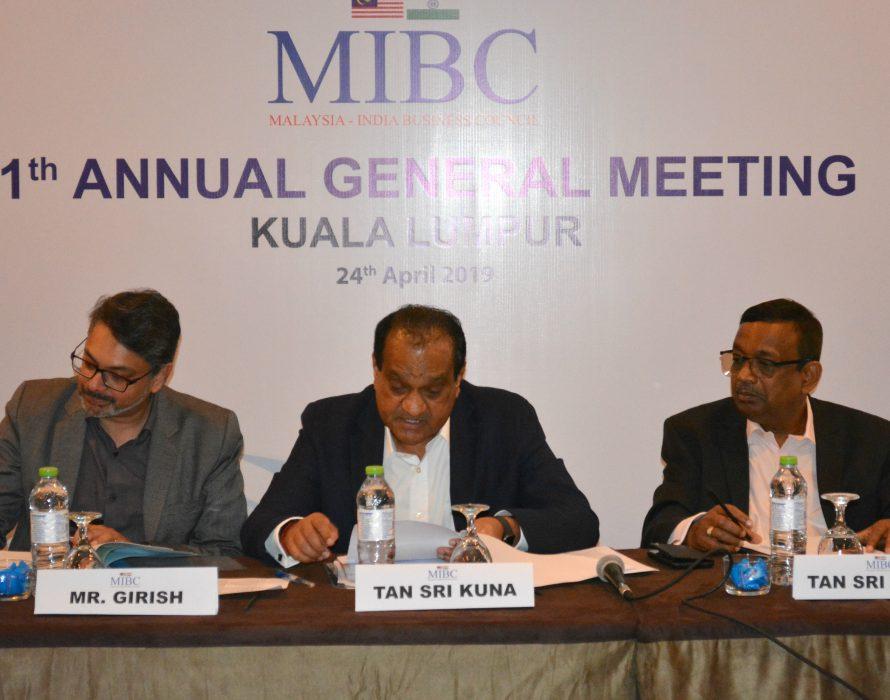 MIBC returns Tan Sri Kuna as president for third term