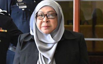 Ex-spy chief Hasanah Abdul Hamid's CBT case in February next year