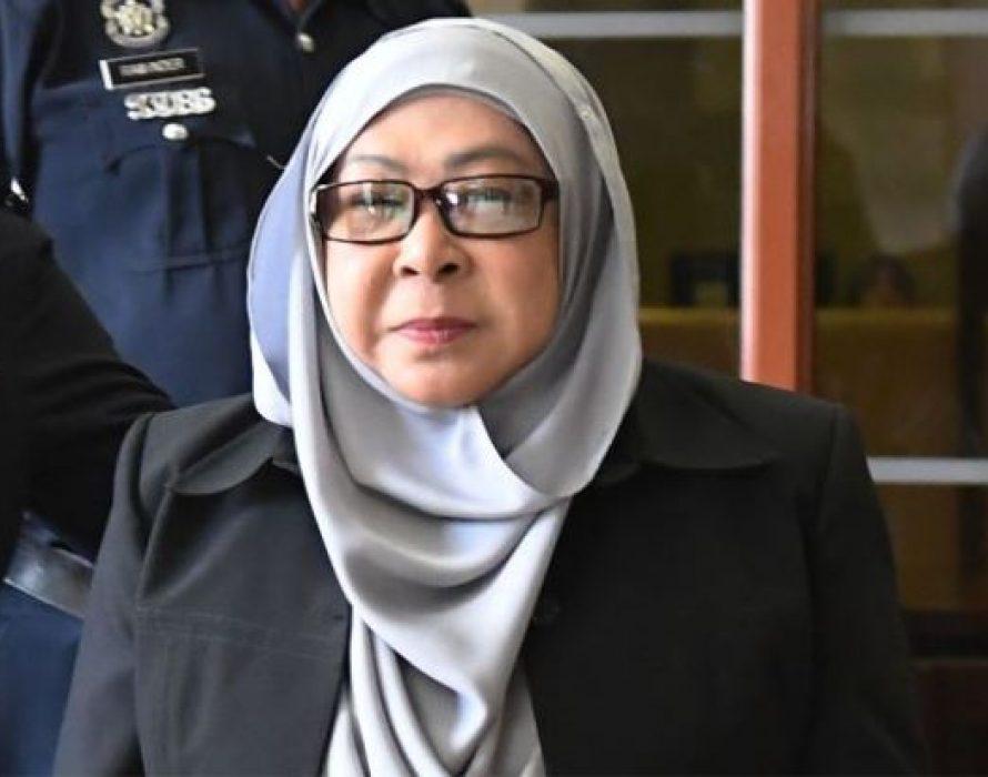 Ex-spy chief Hasanah Abdul Hamid's CBT case in February next year