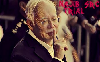 Najib's Trial: Temporarily adjourned due to jumbled documentation