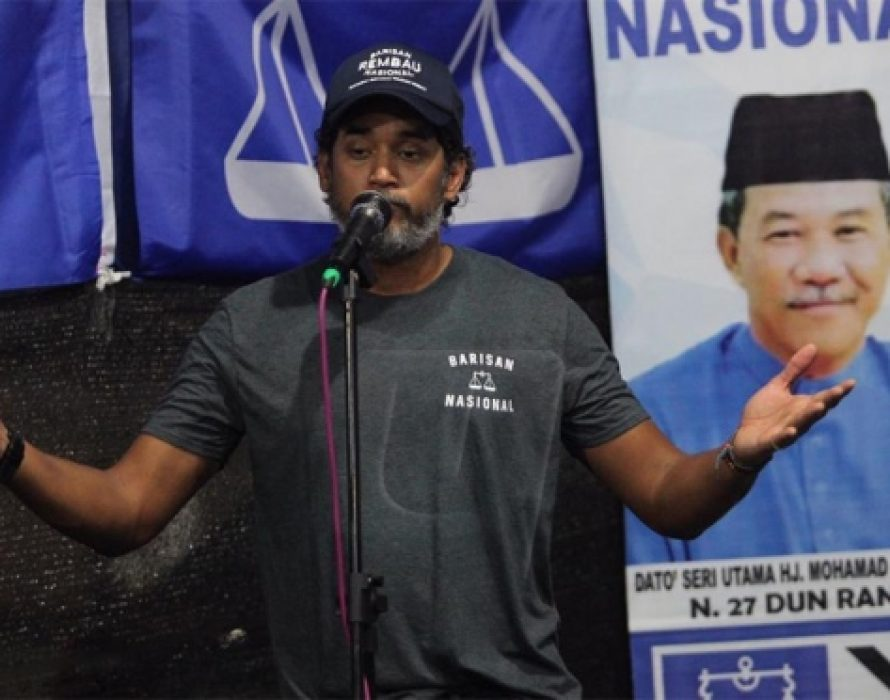 SRC trial involving Najib affecting BN in Rantau