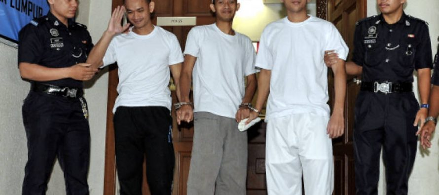 Najib kidnap plotters acquittal overturned for trio