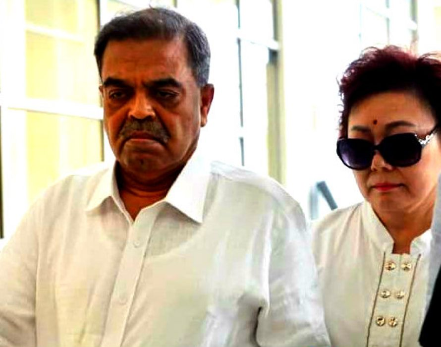 Kenneth Easwaran and wife charged for exploitation and forced labour