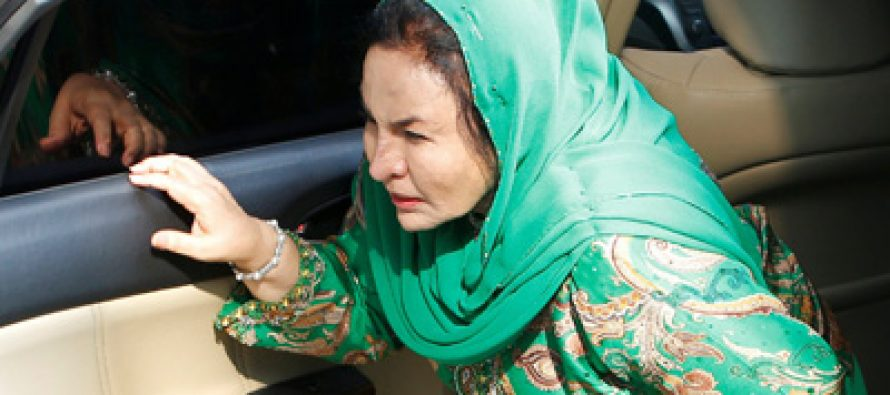 Rosmah to be charged for accepting gratification tomorrow