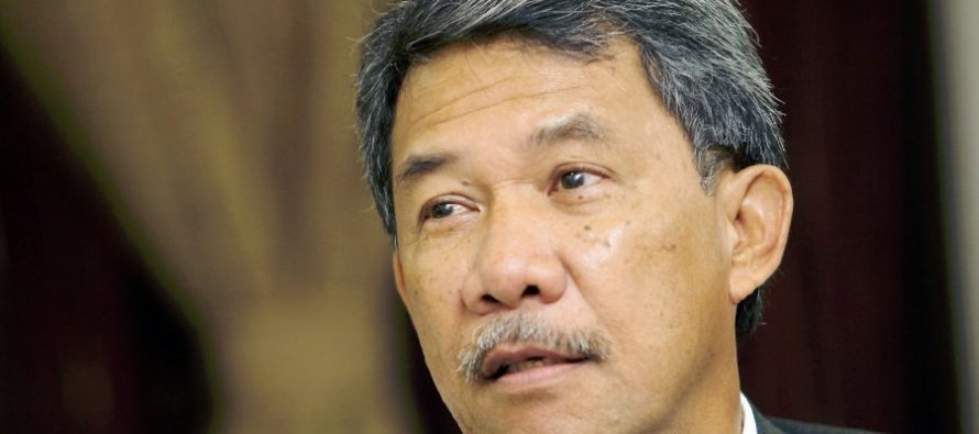 Calling me Prime Minister is self defeating, says Mohamad Hasan