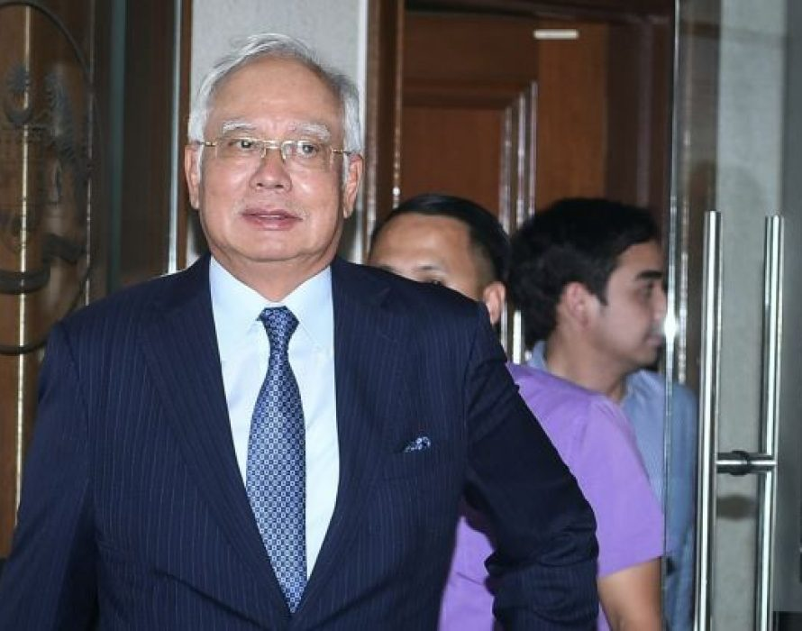 Najib Trial: Ex – premier's cheques recipients revealed