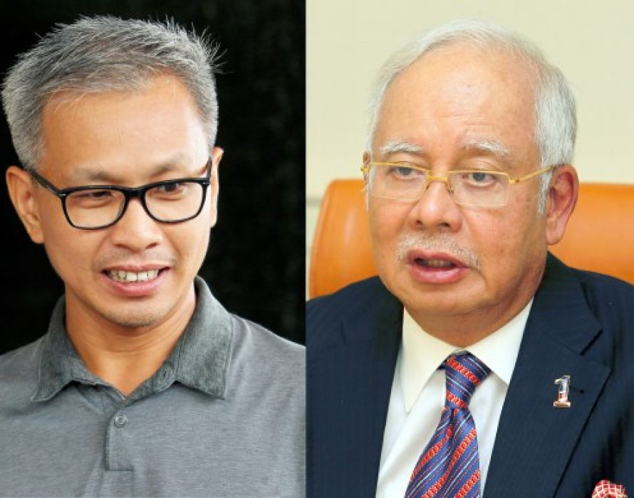 Pua: Najib confusing public over diamonds