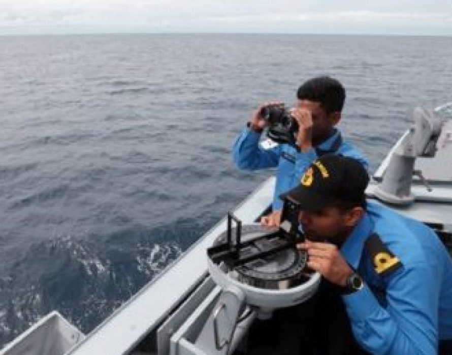 Port Klang: Search launched for four missing fishermen