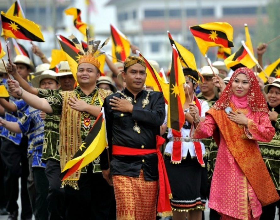 Kampung Muara Tebas: Epitome of racial harmony