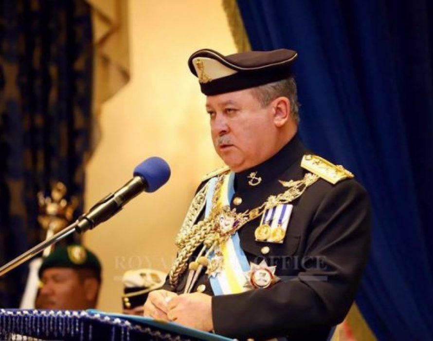 Johor Palace: 'New coalition' to rule the state