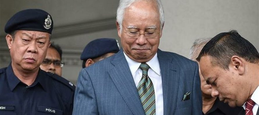 Najib Trial: Wardrobe and pantry built at cost of RM200k