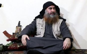 Islamic State features Abu Bakr al-Baghdadi in video