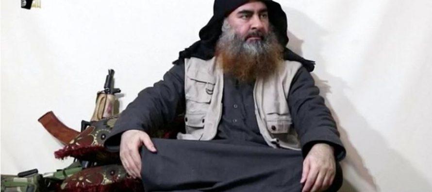 Islamic State features Abu Bakr al-Baghdadi in video