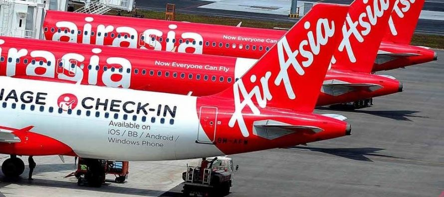 Air Asia: Beware of online scam