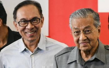 Approval rating: Dr Mahathir differs in views with Anwar