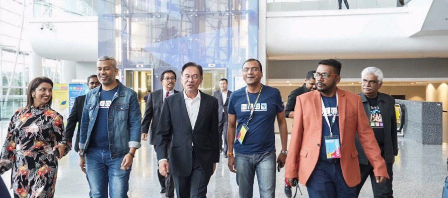 Anwar:  Digital platform criticism welcomed
