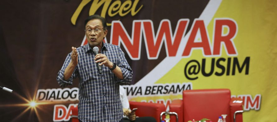 Anwar: Malaysia can't survive with Malays only, non-Malays also needed
