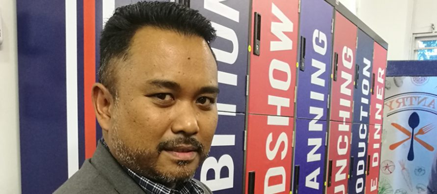 Azman Fahmi appointed CEO to helm MyEvents forward