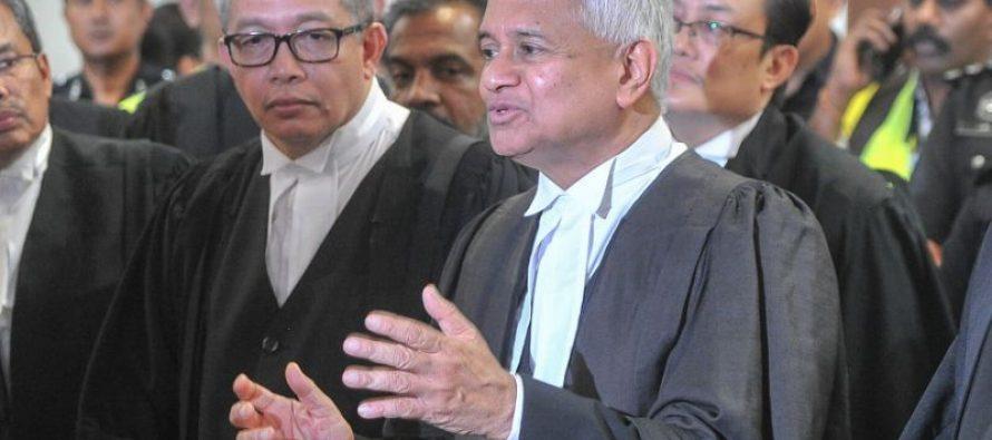Najib trial: Opening speech of AG Tommy Thomas