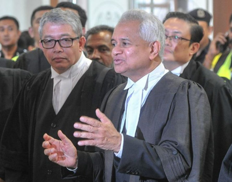 Najib trial: Opening speech of AG Tommy Thomas