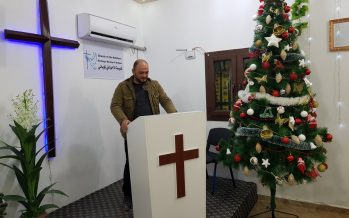 Former IS sieged Kobani Syrians convert to Christianity