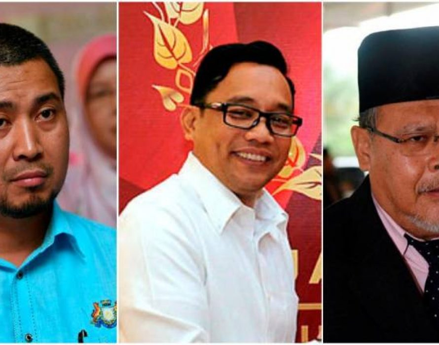Contenders for Johor MB's post