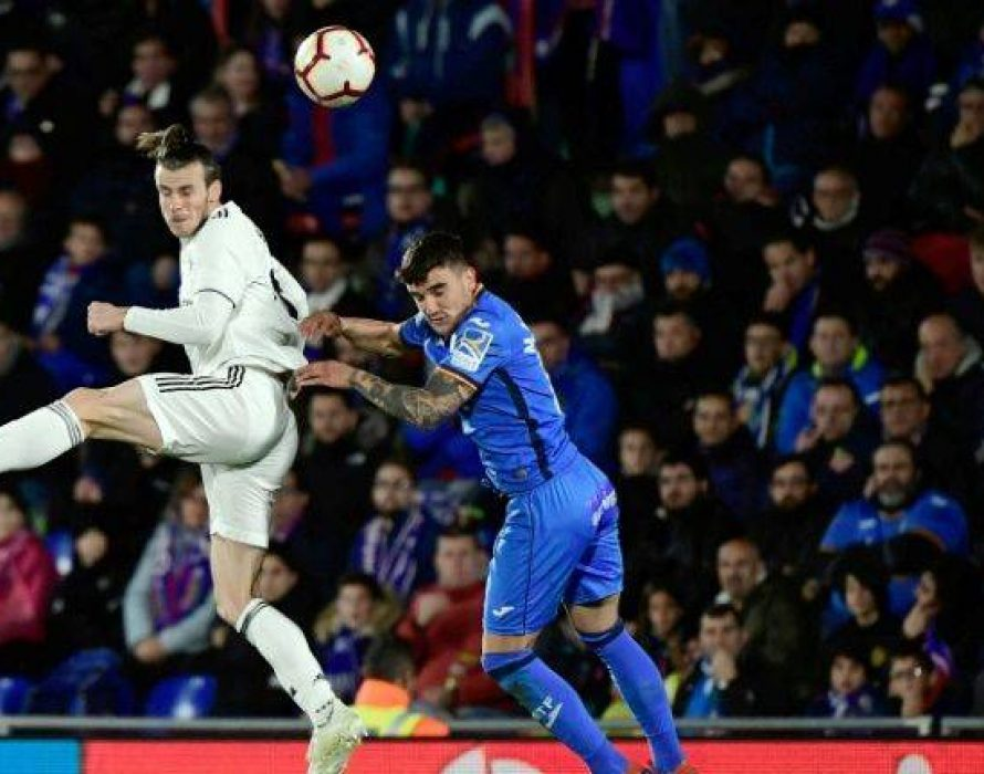 Struggling Madrid held to a goalless draw by Getafe