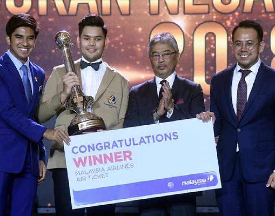 Agong's involvement in sports to inspire country's athletes