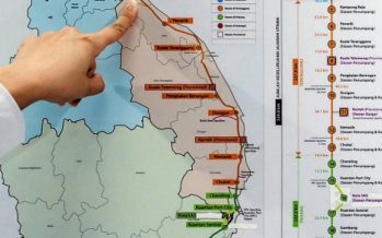 ECRL gets green light, costs slashed by RM21.5 billion