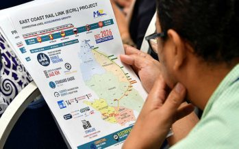 Chronology of ECRL project