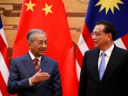 Chinese businesses cautious as Mahathir, Beijing move ahead on ECRL