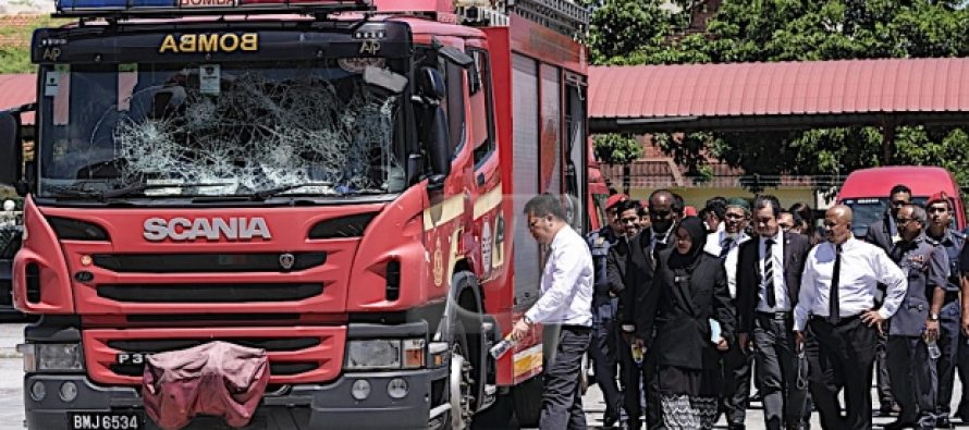 Adib inquest: He didn't leave EMRS van