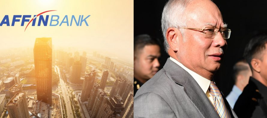 Najib Trial: Affin Bank probed for Ihsan Perdana's deals