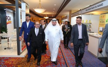 Saudi Arabia – Malaysia's latest market for palm oil