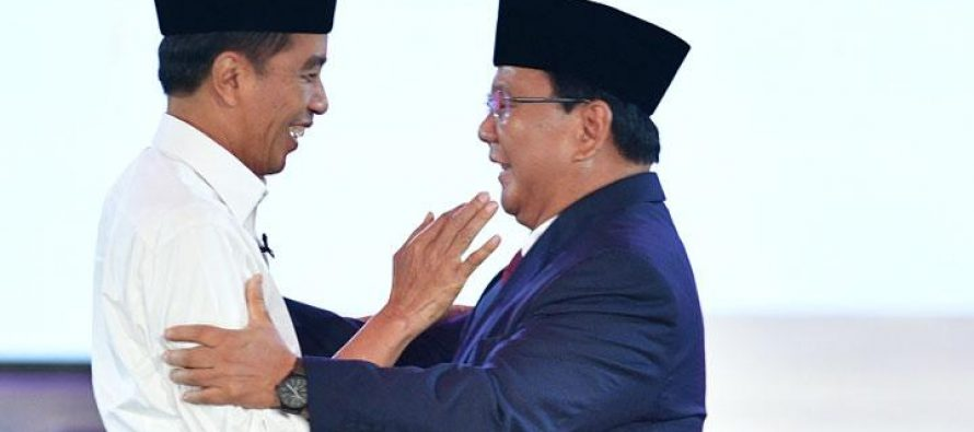 Indonesia chooses between Jokowi and Prabowo in biggest one day polls