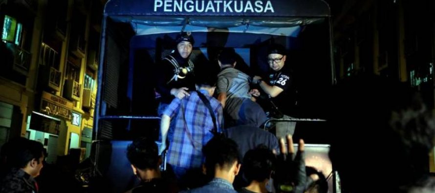 44 foreigners nabbed for working illegally