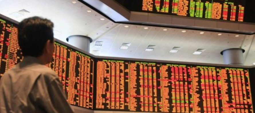 KLCI in the negative, regional markets mixed