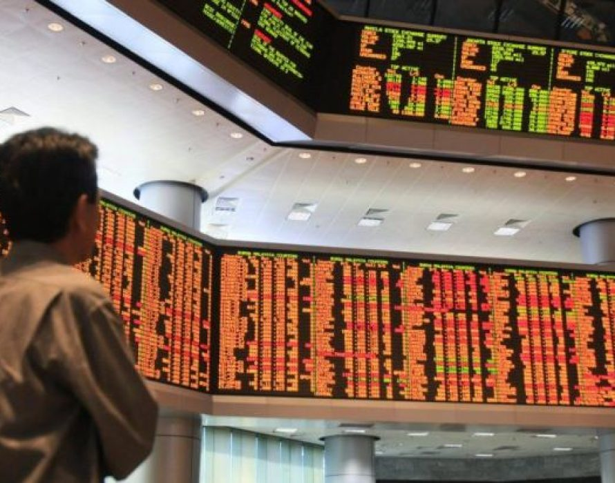 KLCI struggles to stay above 1,600 level