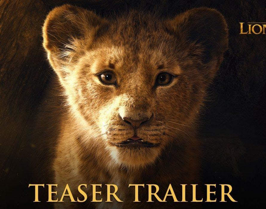The Lion King: Disney reveals magnificent trailer