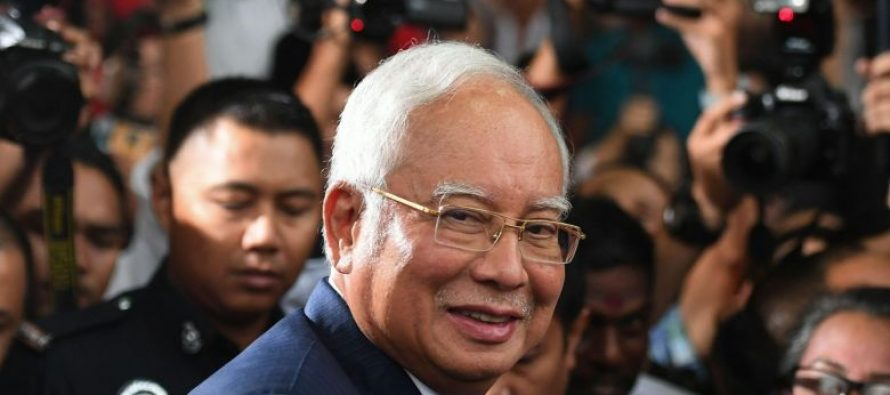 Najib's 1MDB case trial to begin May 14