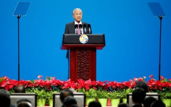 Putrajaya  – Johor frosty ties surface at Belt and Road Initiative (BRI) meet