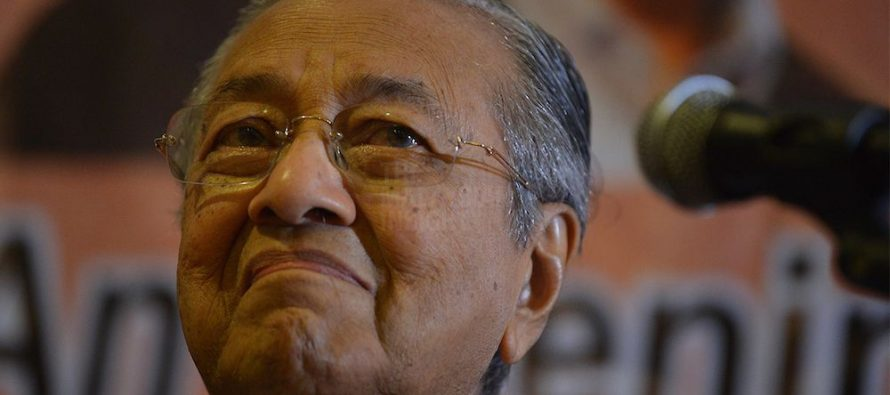 HSR unnecessary for now, Dr Mahathir maintains stand