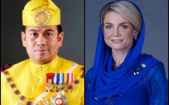 Tengku Mahkota Kelantan to tie the knot on April 19