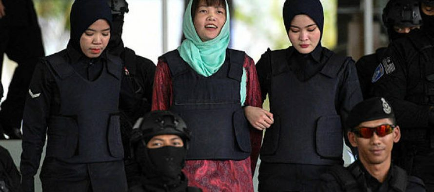 Vietnamese woman jailed for causing hurt on Kim Chol