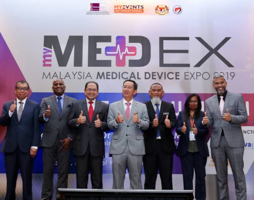 Mymedex soft launch for medical devices