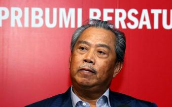 Muhyiddin dismisses talk of two teams in Bersatu