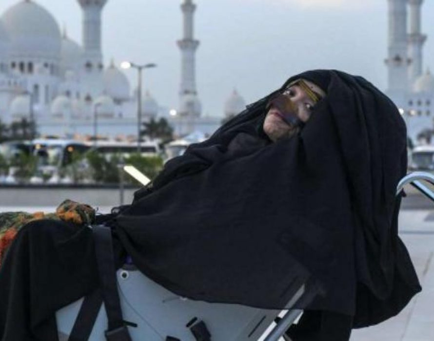UAE woman wakes up from coma 27 years after car accident.