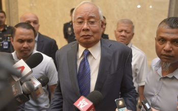Najib's appeals thrown out by Federal Court